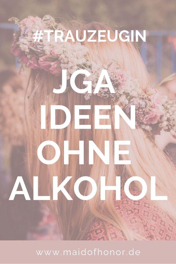 Junggesellinnenabschied ohne Alkohol: So wird er zum Knaller