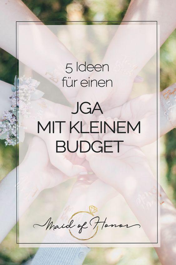 Ist Junggesellenabschied zu teuer: 5 Ideen für ein kleines Budget