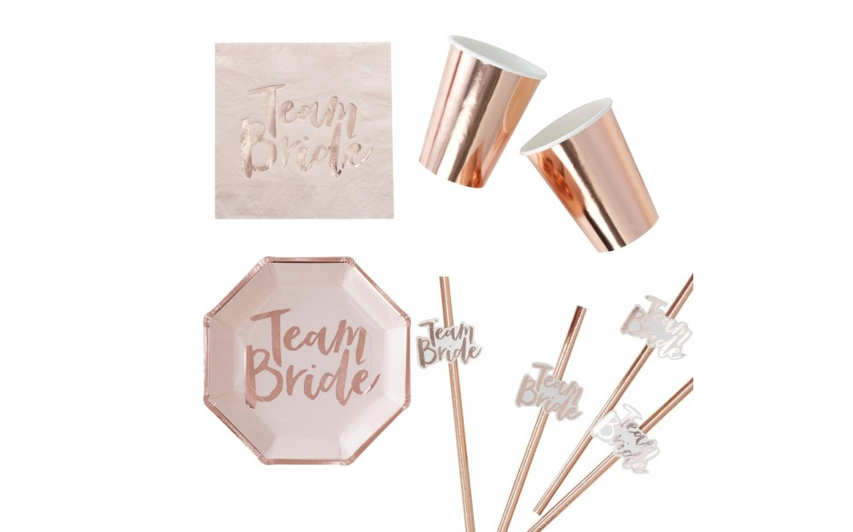 Team Bride, JGA, Maid of Honor, Adventsgewinnspiel, My Weddingshop