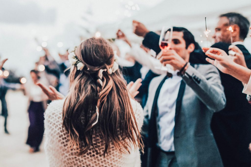 Hochzeit Stimmungsmacher
