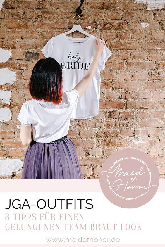 JGA Outfits - Stilvoll statt peinlich