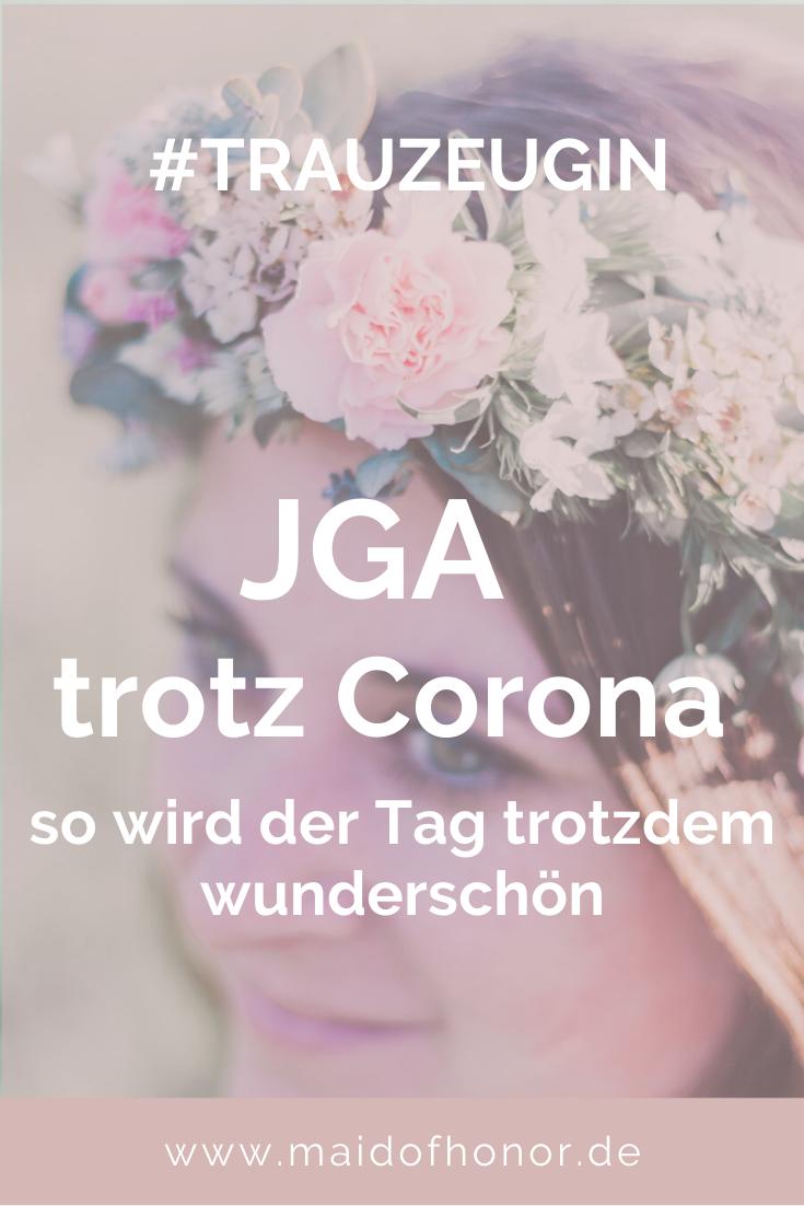 JGA trotz Corona